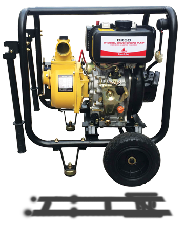 Diesel & Water Transfer Engine Pump